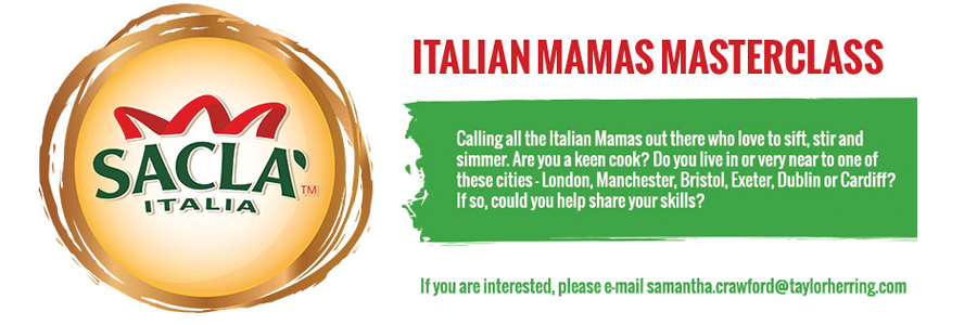 Calling all the Italian Mamas out there…