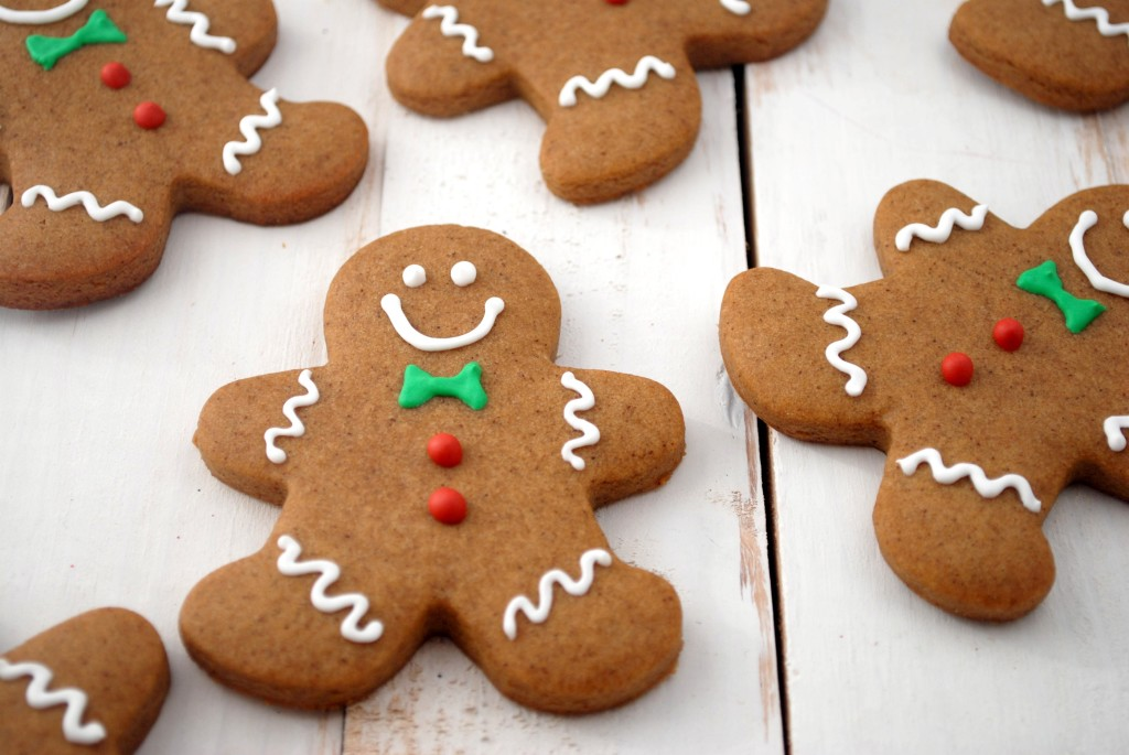 Christmas Gingerbread Men Recipes