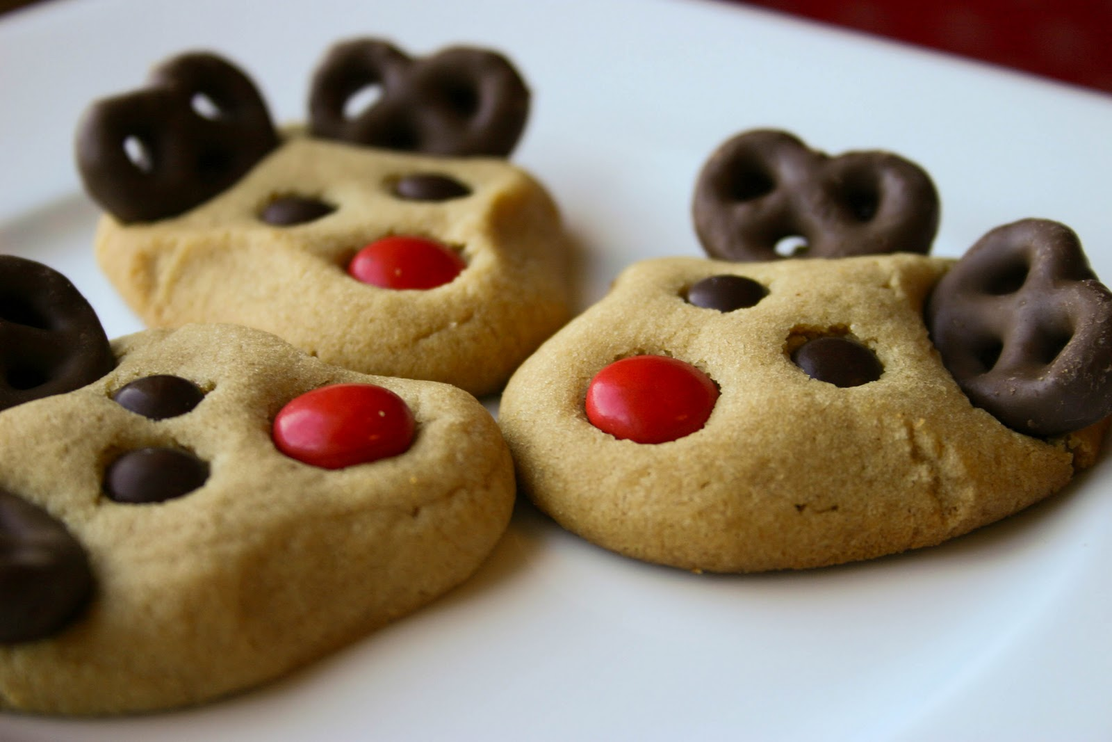 Reindeer Cookies Recipe Good Cooking