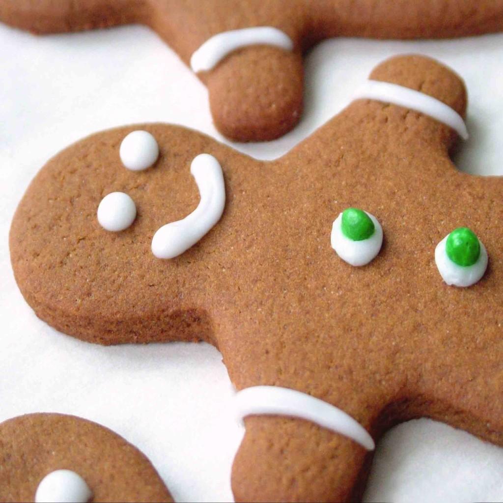 Gingerbread Men Recipes