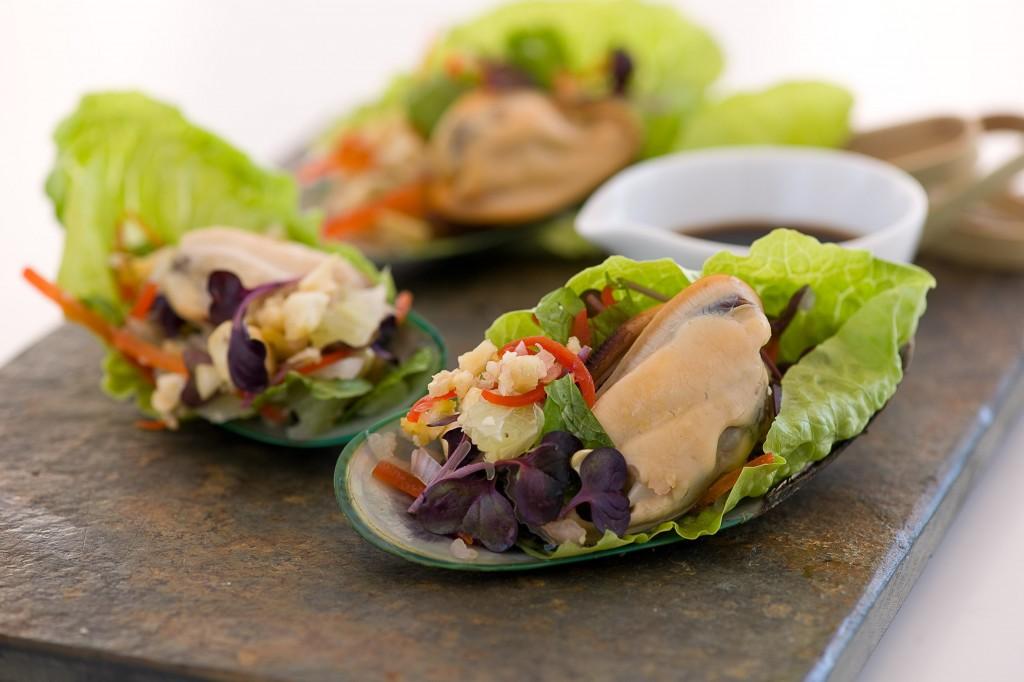 Thai Mussels