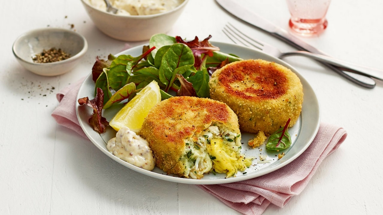 Fishcakes a la Good Cooking