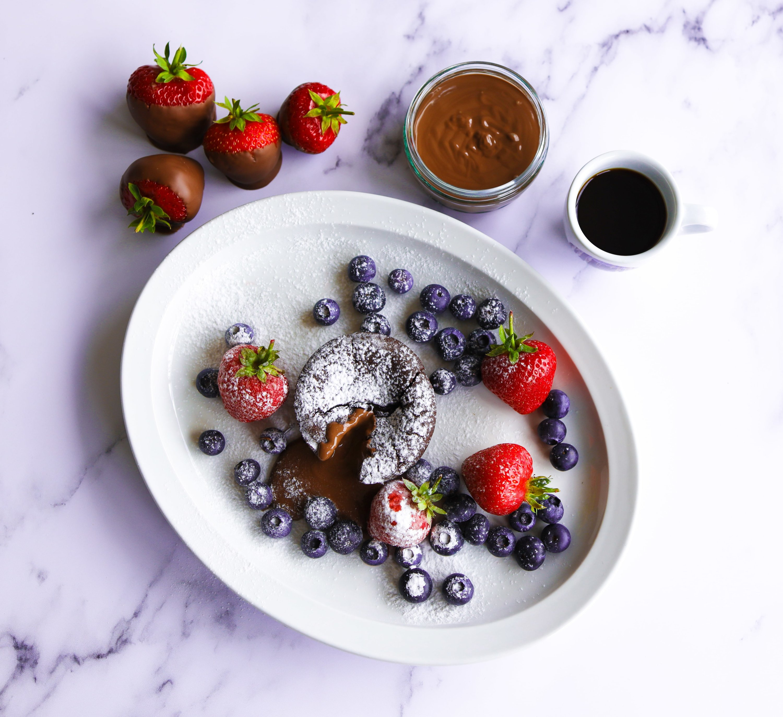 Lava Cake (Chocolate fondant) Recipe