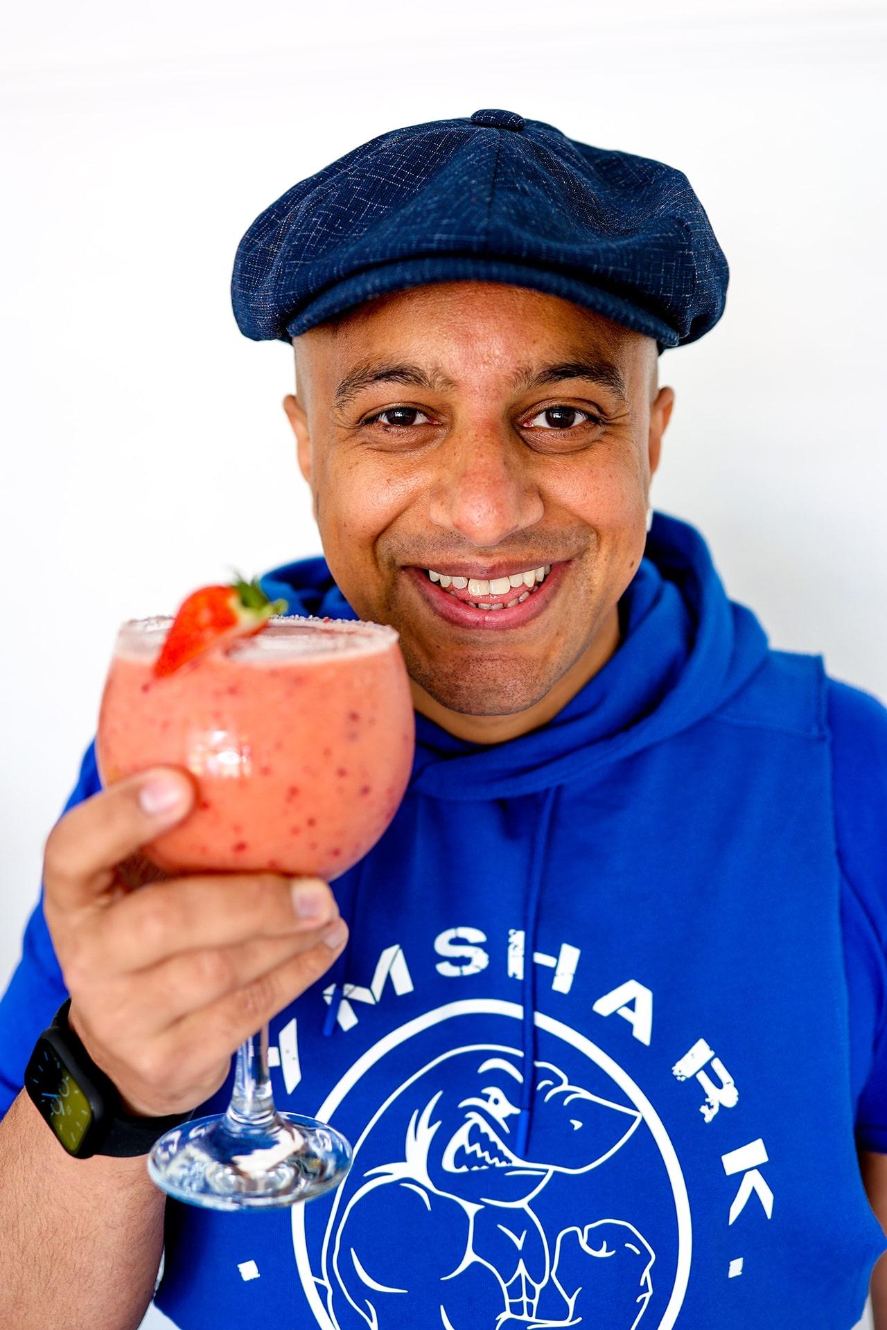 Mixed Berries Smoothie Recipe